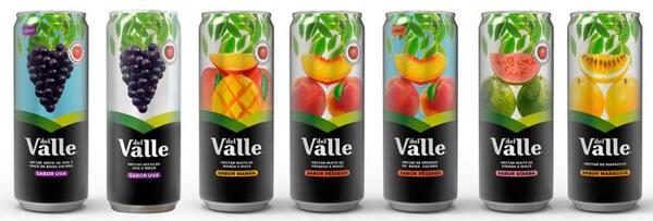 Suco Del Valle lata