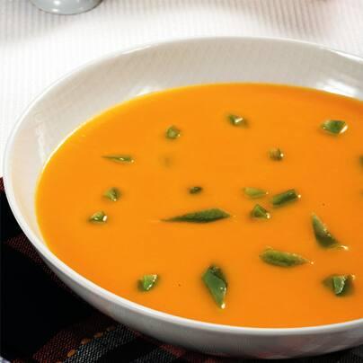 Creme de legumes