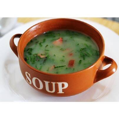 Caldo verde vegano