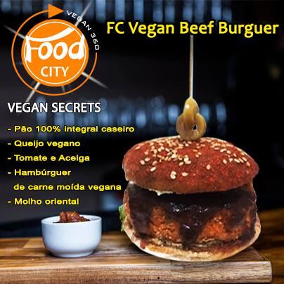 Fc vegan beef combo
