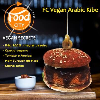 Fc vegan arabic kibe combo