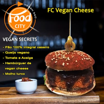 Fc vegan cheese combo