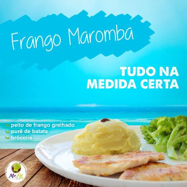 Frango maromba