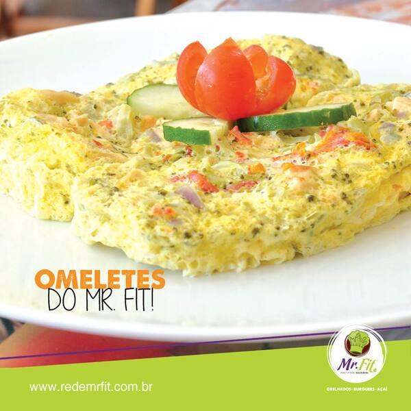 Omelete minas