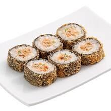 Hot roll salmão grelhado - 06 unidades