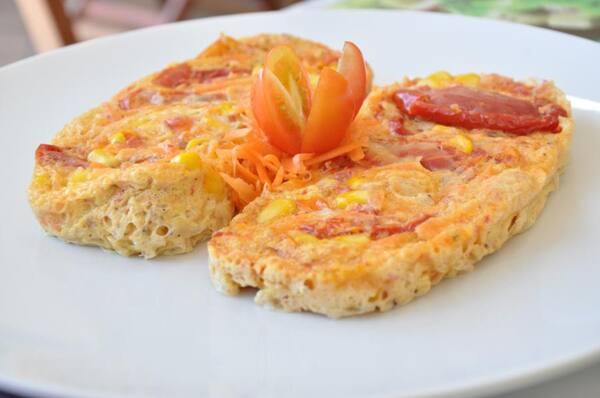 Omelete goiás
