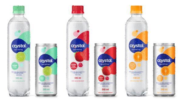 Agua saborizada sparkling 510ml
