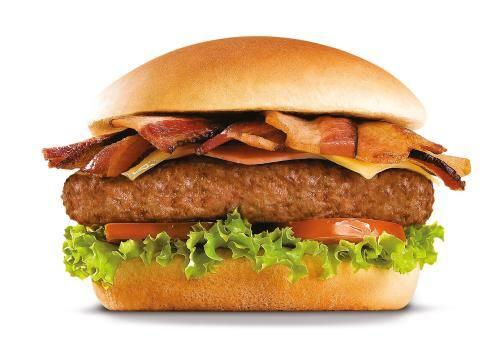 Hambúguer - kero bacon
