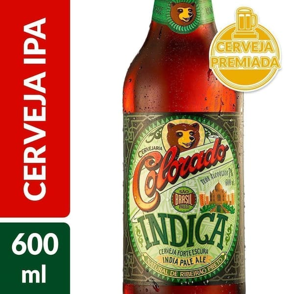 Colorado indica ipa (600 ml)