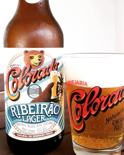 Colorado ribeirão larger (600 ml)