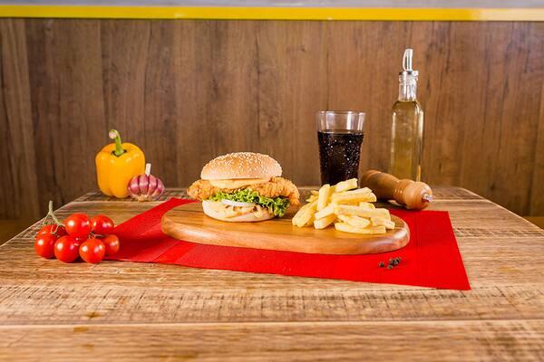 Combo individual - sanduíche bfc