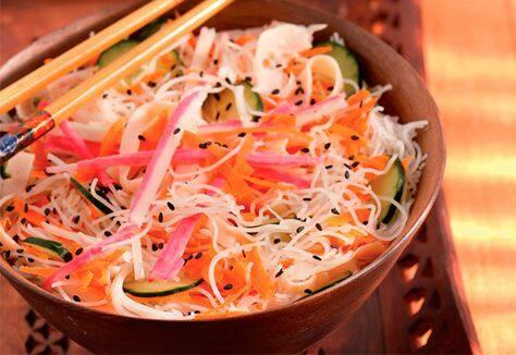 Salada bifum