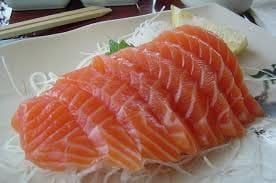 Sashimi salmão - 10 cortes