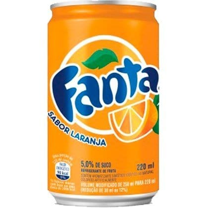 Fanta mini 220ml