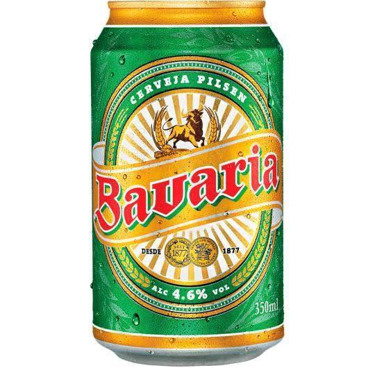 Cerveja em lata