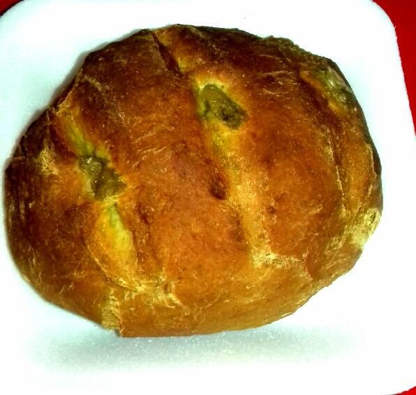 Pão seco de ervas