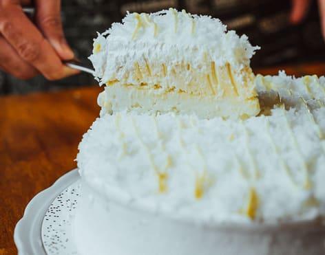 Torta cuscuz