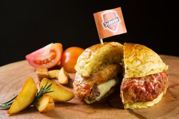 Parmeburger #Johnniepreçojusto