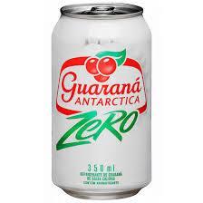 Guaraná Antarctica zero lata