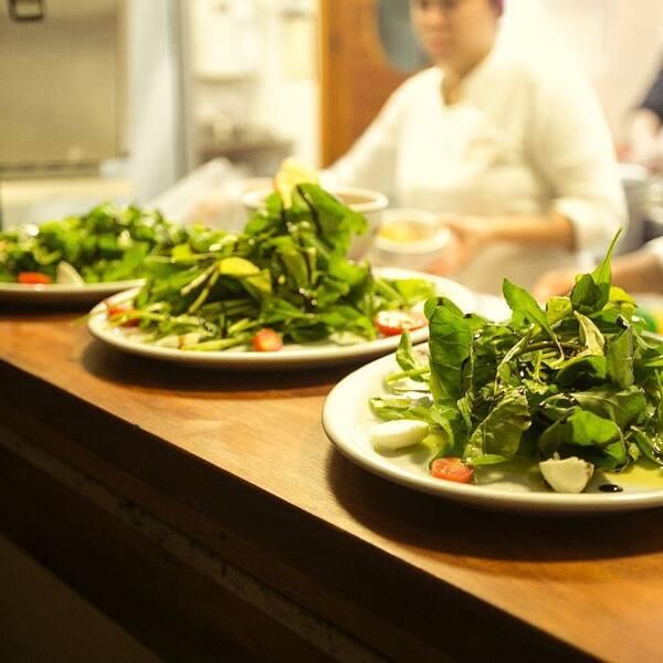 Salada marguerita