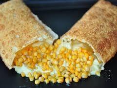 Queijo com milho