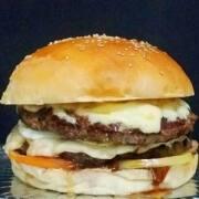 X - Philadelphia hambúrguer artesanal