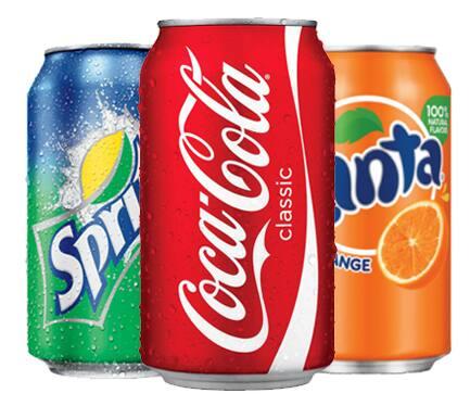 Refrigerante lata 310 ml