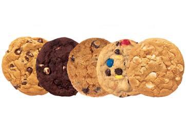Kit com 12 Cookies
