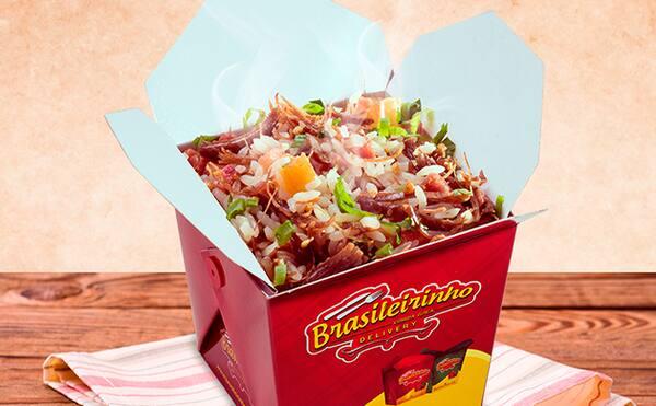 Box arroz carreteiro
