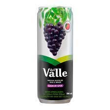 Suco dell vale uva lata - 290ml