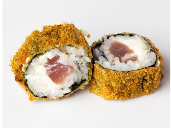Hot roll atum cream cheese - 10 unidades