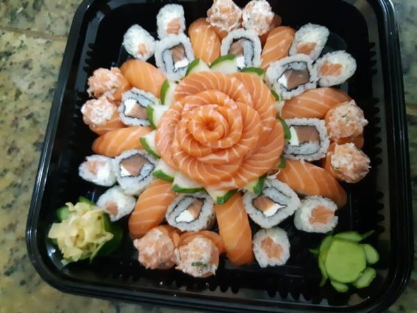 Combinado sushi sublime - 40 peças