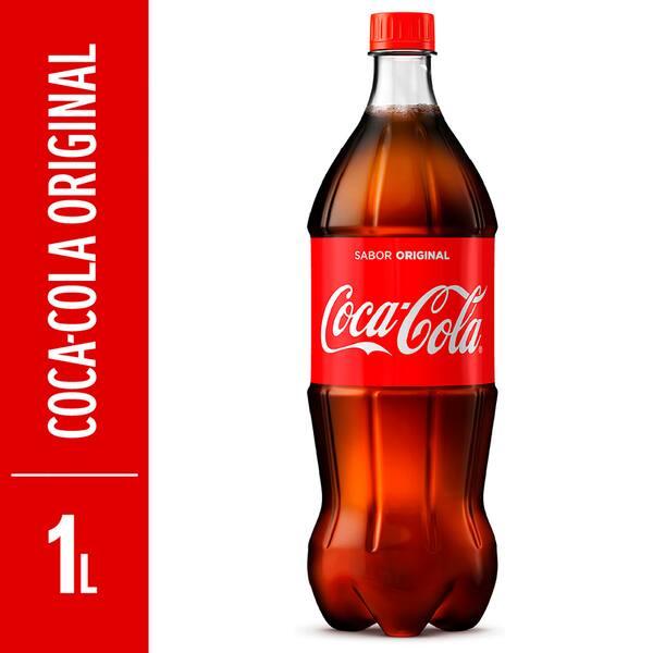 Coca - 1 litro