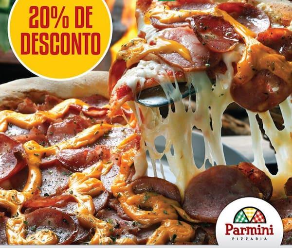 Pizza grande - calabresa com cheddar