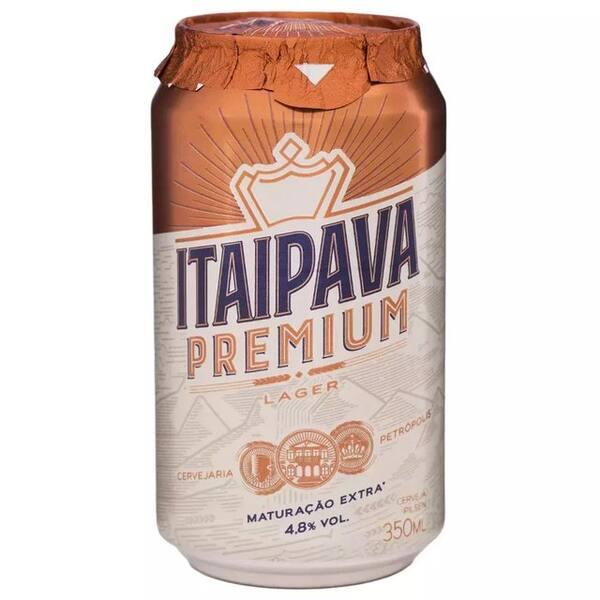 Cerveja Itaipava premium