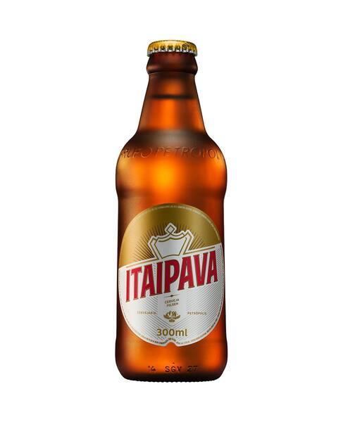02 fardo cerveja Itaipava 300ml