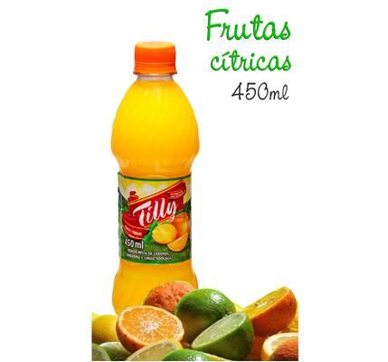 Suco tílly frutas cítricas 450ml