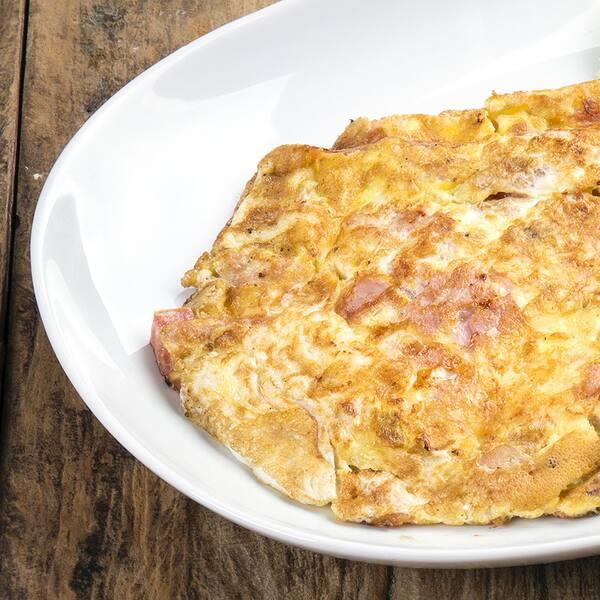 Omelete do seu jeito