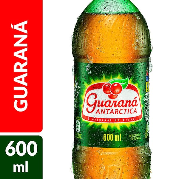 Guarará Antarctica - 600ml