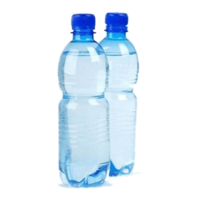 Agua mineral com gas  500 ml