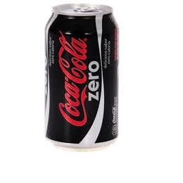 Cocacola zero 310 ml