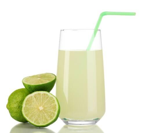 552 - suco limão