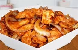 Fit- filé de frango acebolados