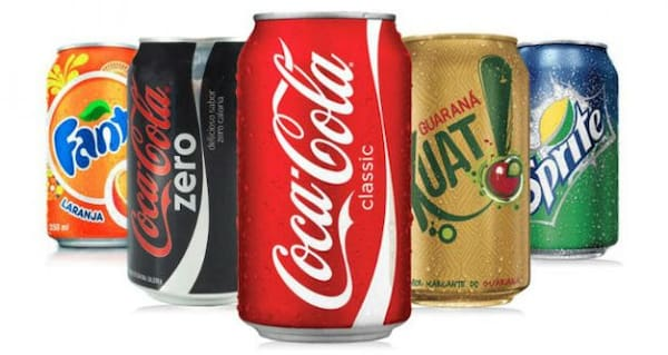 Refrigerante em lata (350ml)