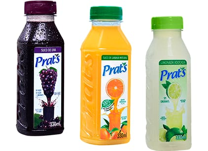 Suco prat's 330ml