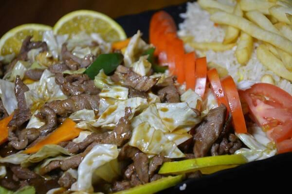 23 - Carne com Legumes
