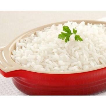Poção de arroz grande