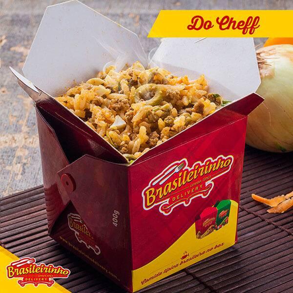 Box do chef