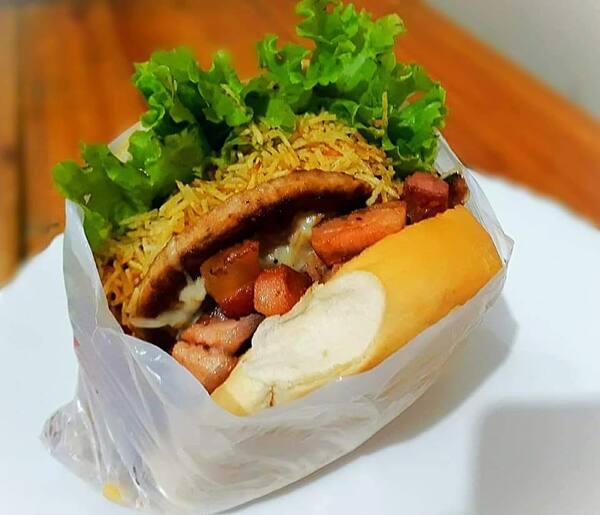 07. X Bacon Burger