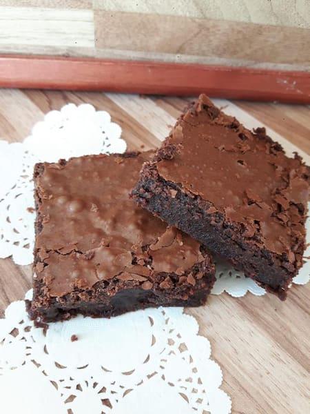 Brownie tradicional gourmet 5x5